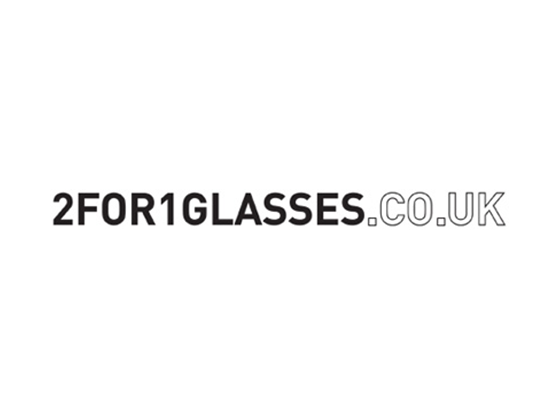 2 for 1 Glasses Discount Code, Vouchers :