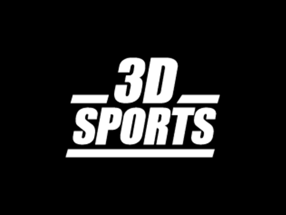 3d Sports Voucher code and Promos -