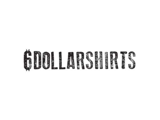 6 Dollar Shirts Discount Code, Vouchers : 2017