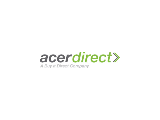 Acer Direct Promo Code & Discount Codes : 2017