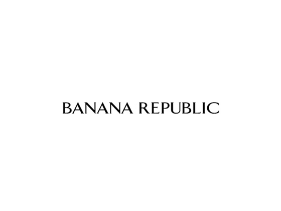 Banana Republic Discount Code, Vouchers :