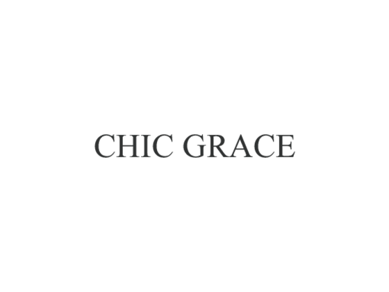 Valid Chic Grace Promo Code and Voucher