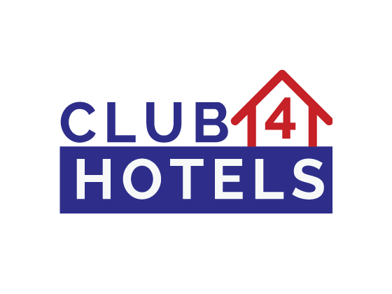 Free Club 4 Hotels Promo & Voucher Codes -