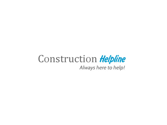 List of Construction Helpline Promo Code and Offers