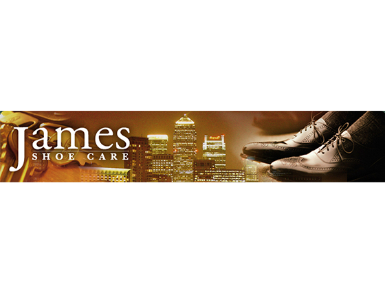 View James Shoe Care Promo Code and Offers
