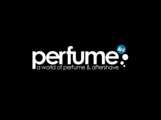 Latest Perfume4u Discount Code and Offers 2017