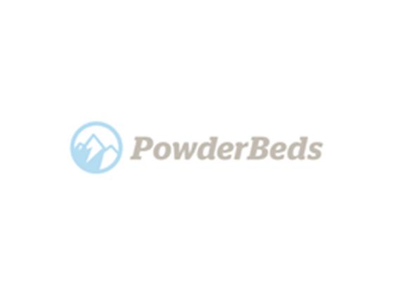 Updated Powder Beds Discount Promo Codes for 2017