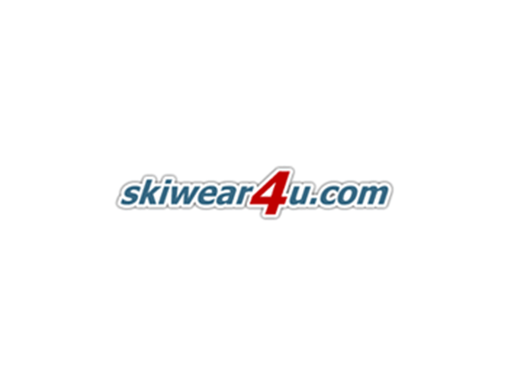 Updated Promo and Voucher Codes of Skiwear4u for