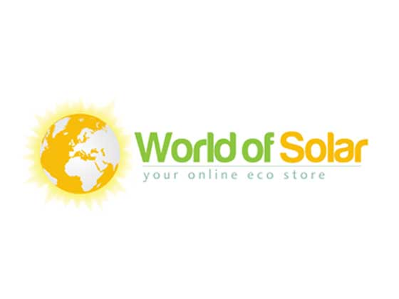 World of Solar Discount & Promo Codes 2017