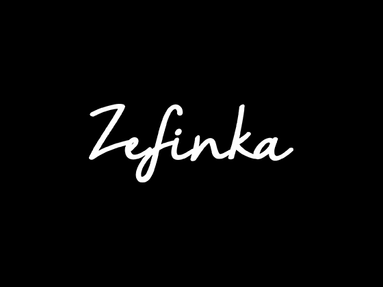 View Zefinka Promo Code and Vouchers