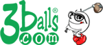 3Balls Coupon Code & Deals