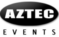 Aztec Events Discount Codes & Deals