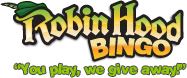Robin Hood Bingo Discount Codes & Deals