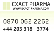 Exact Pharma Discount Codes & Deals