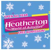 Heatherton World of Activities Discount Codes & Deals