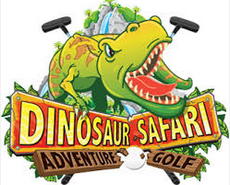 Dinosaur Safari Adventure Golf Discount Codes & Deals