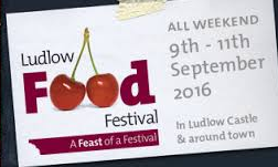 Ludlow Food Festival Discount Codes & Deals