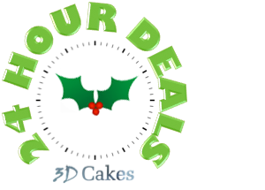3D Cakes 24 Hour Deals Discount Codes & Deals