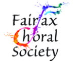 The Fairfax Choral Society Discount Codes & Deals
