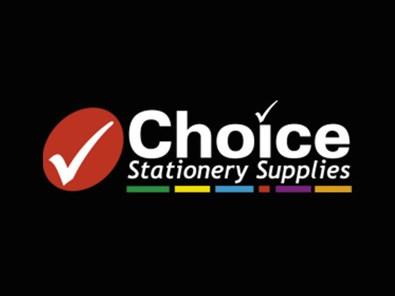 Choice Stationery Discount Codes :