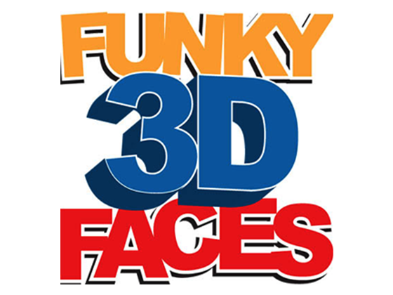 Funky 3D Faces Voucher Code and Deals 2017