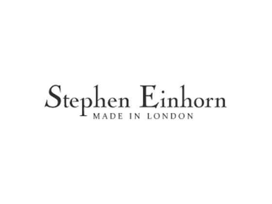 Get Stephen Einhorn Promo Code & Discount Offer :