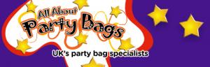 All About Party Bags Discount Code