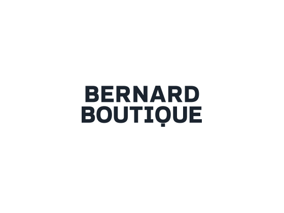 View Bernard Boutique Promo Code and Deals 2017