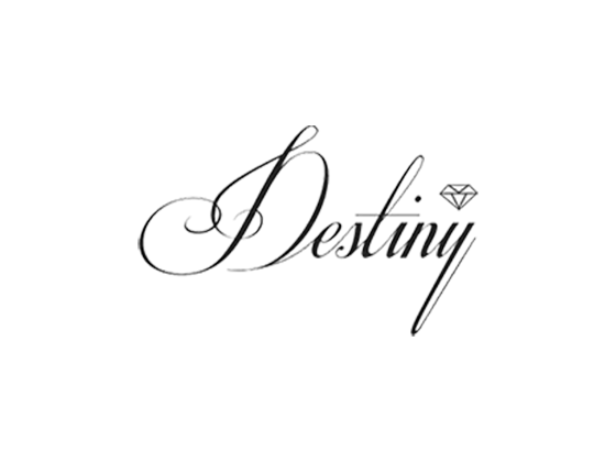 View Destiny Jewellery Discount and Promo Codes